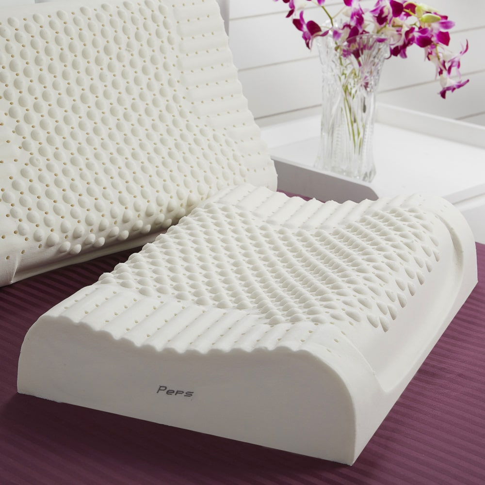 best luxurious cotton pillow for neck pain online – lifestyle view