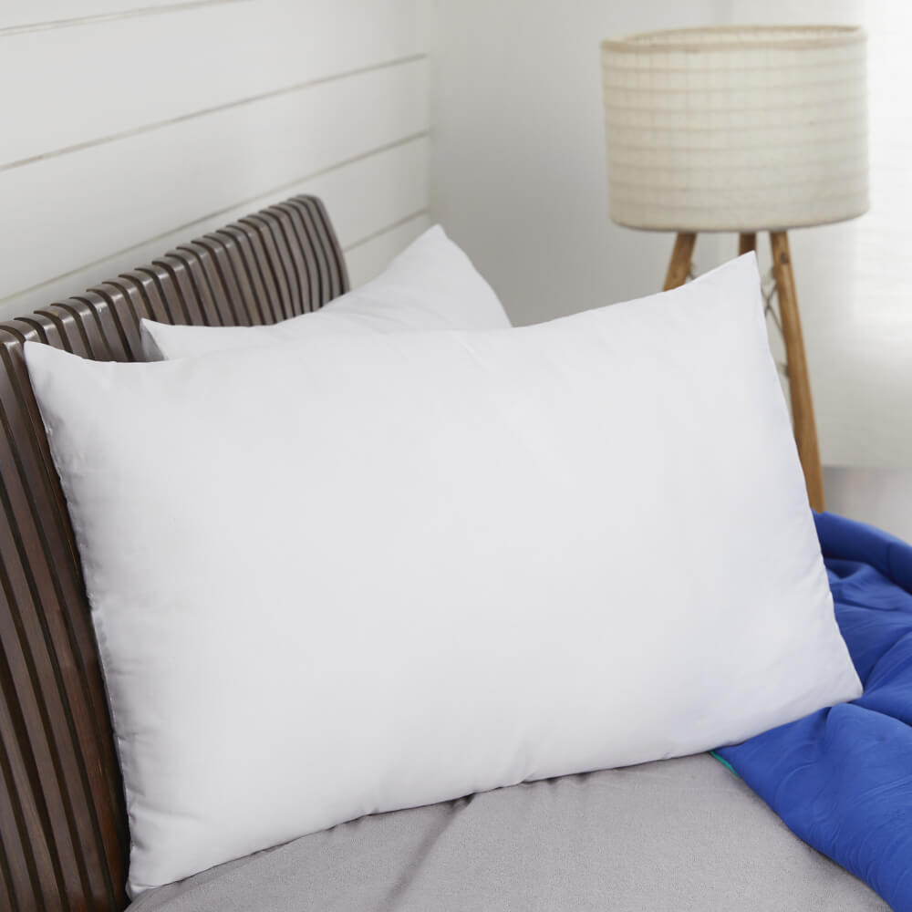 best cotton pillow online – lifestyle view