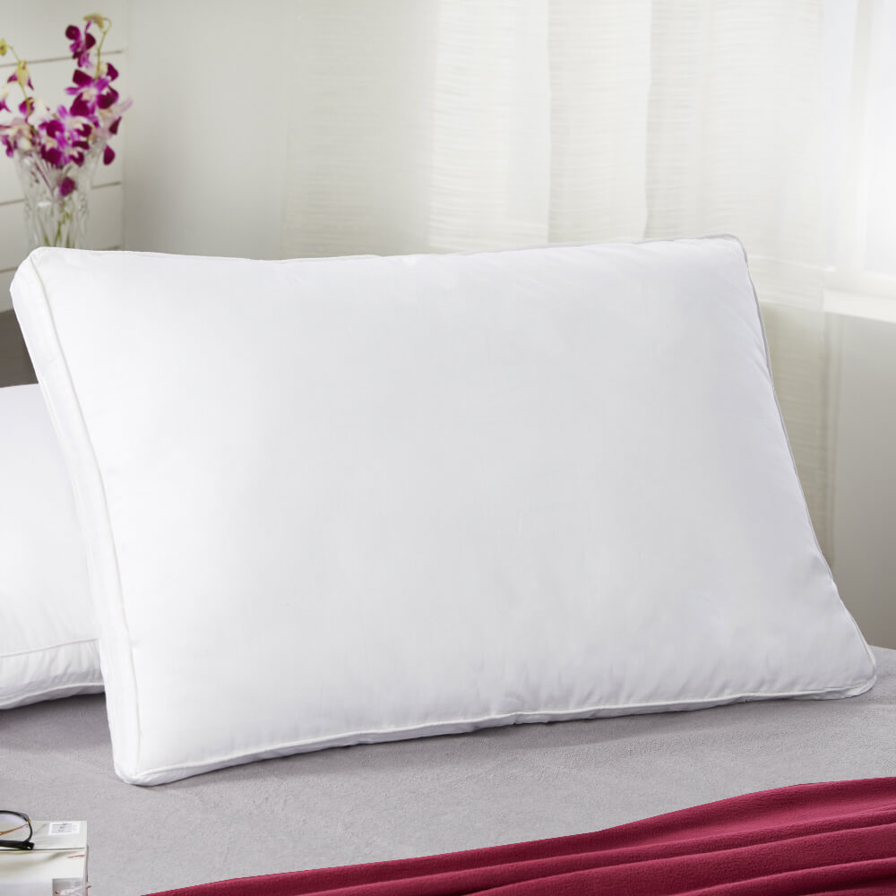 best luxurious cotton pillow online – lifestyle view